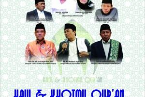 Haul Ke 27 KH.Aqil Siroj akan dilaksanakan, Insya Allah Hari Sabtu, 05 November 2016