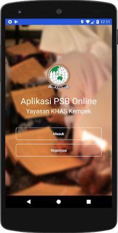 PSB KHAS Kempek 2019 Online